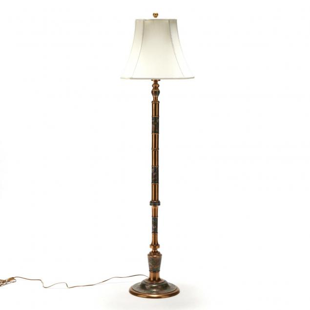 chinese-cloisonne-floor-lamp
