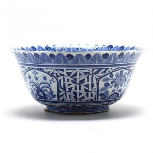 a-large-blue-and-white-porcelain-centerpiece-bowl