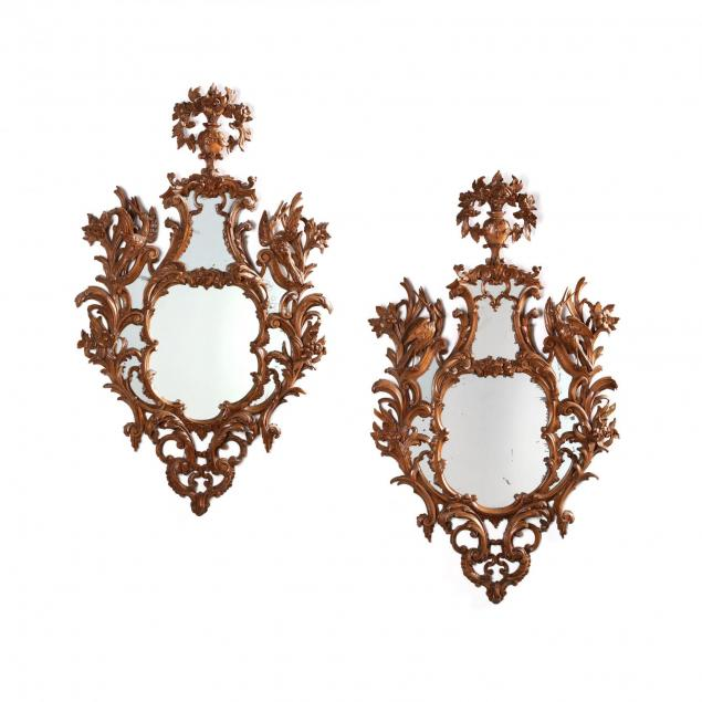 pair-of-italian-rococo-style-carved-wood-mirrors