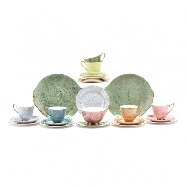 25pc-royal-albert-i-gossamer-i-tea-service