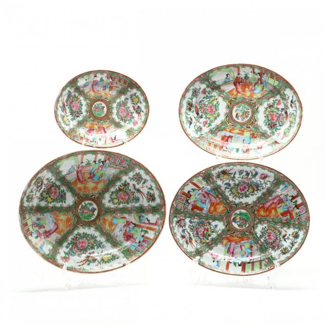 a-set-of-four-chinese-export-graduated-platters