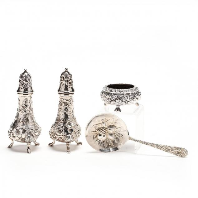 four-baltimore-repousse-sterling-silver-table-articles