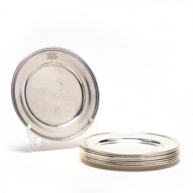 a-set-of-eight-sterling-silver-bread-plates-by-s-kirk-son