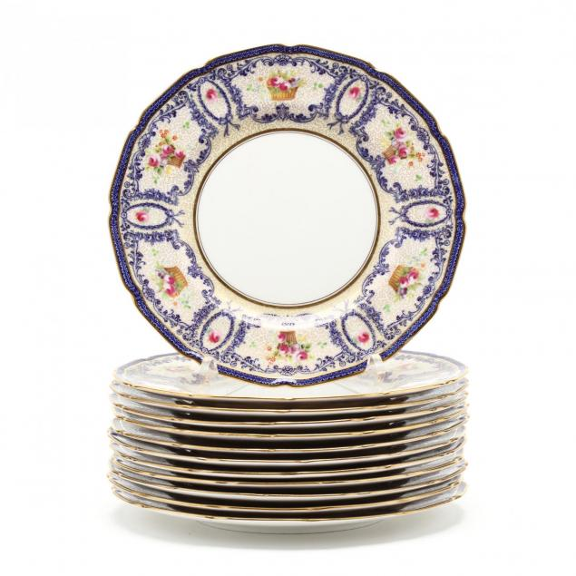 a-set-of-twelve-luncheon-plates-by-royal-doulton