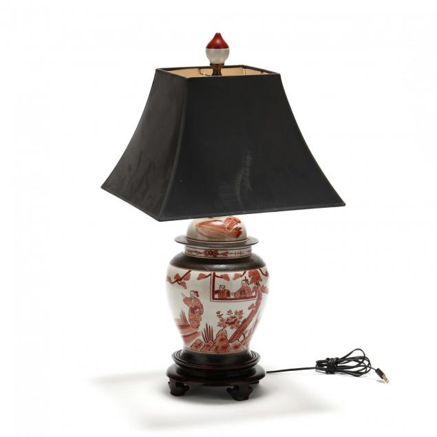 chinese-style-porcelain-ginger-jar-table-lamp