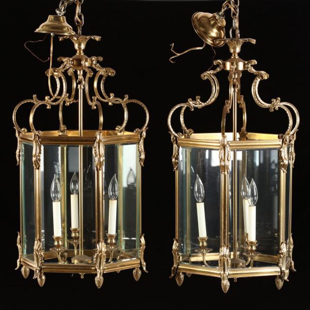 pair-of-louis-xv-style-hanging-lanterns