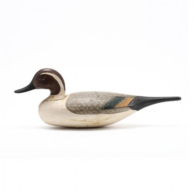 vintage-pintail-drake-decoy
