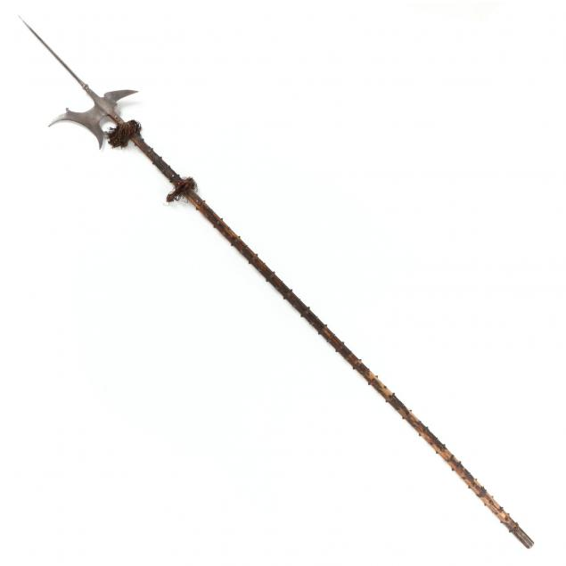 continental-halberd-17th-early-18th-century