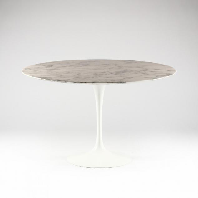 eero-saarinen-round-marble-top-i-tulip-table-i