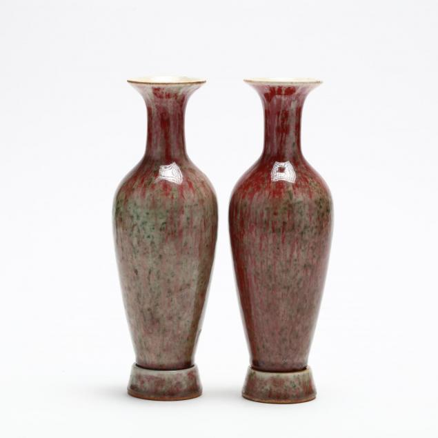 a-pair-of-chinese-porcelain-peach-bloom-vases-with-stands