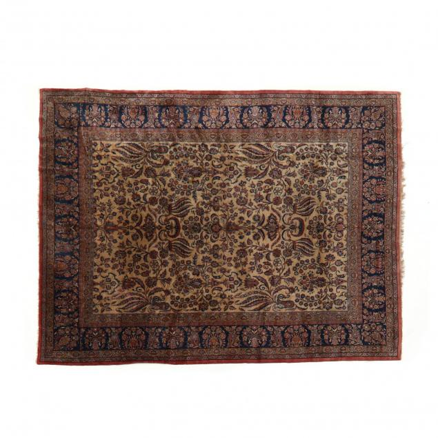 antique-kashan-carpet