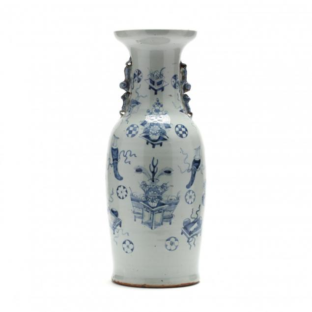 a-large-chinese-blue-and-white-vase
