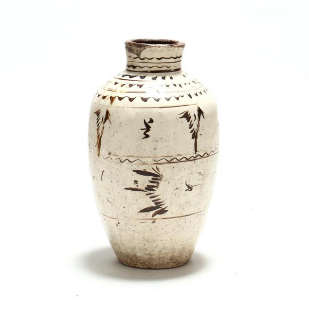 a-large-chinese-cizhou-storage-jar
