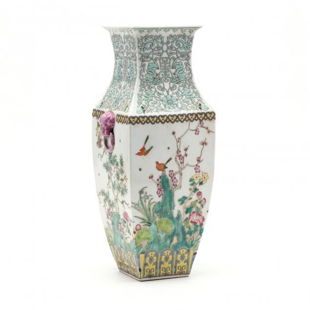 a-famile-verte-paneled-porcelain-vase