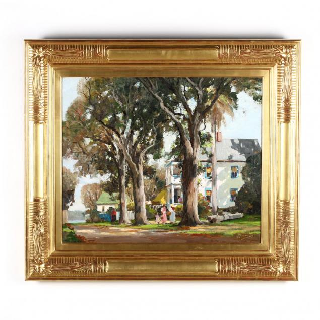 anthony-thieme-ma-ca-1888-1954-i-easter-sunday-lincolnville-st-augustine-florida-i