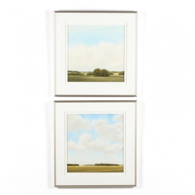 richard-stenhouse-nc-two-landscape-paintings