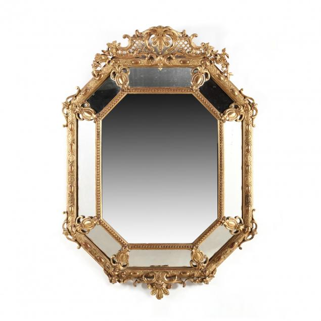 french-rococo-style-paneled-mirror