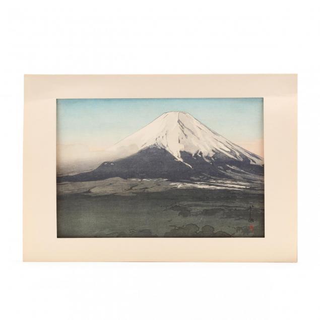 i-yoshida-village-i-by-yoshida-hiroshi-japanese-1876-1950