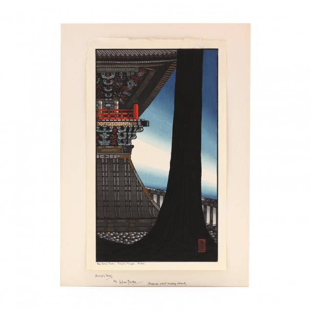 i-drum-tower-nikko-i-by-lilian-miller-american-1895-1943