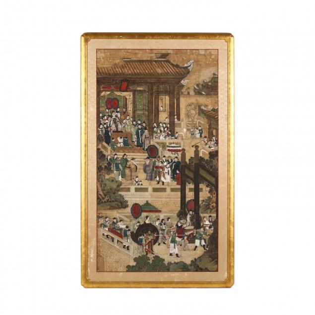 a-qing-dynasty-chinese-court-painting