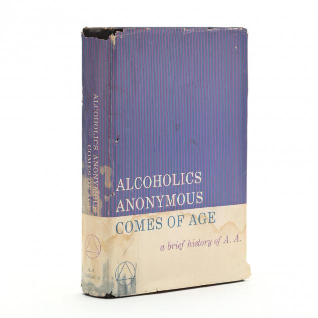 i-alcoholics-anonymous-comes-of-age-i-inscribed-by-bill-wilson