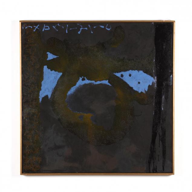 gerry-lynch-nc-i-meditation-black-painting-i