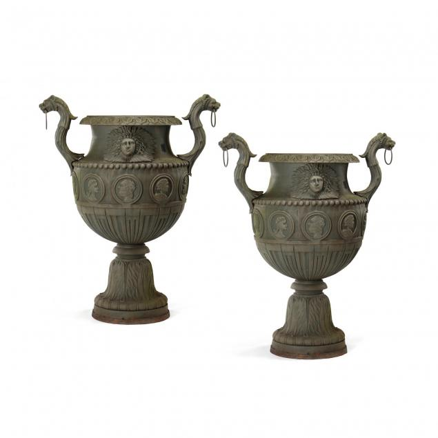 pair-of-monumental-neoclassical-style-cast-iron-urns