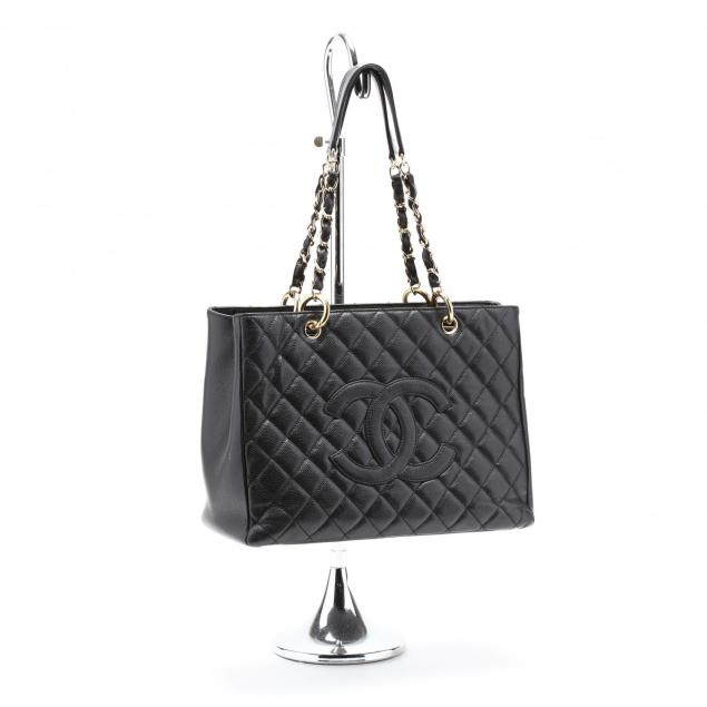 quilted-black-caviar-leather-grand-shopping-tote