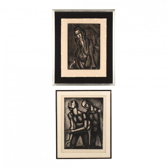 georges-rouault-french-1871-1958-two-works-from-i-miserere-i