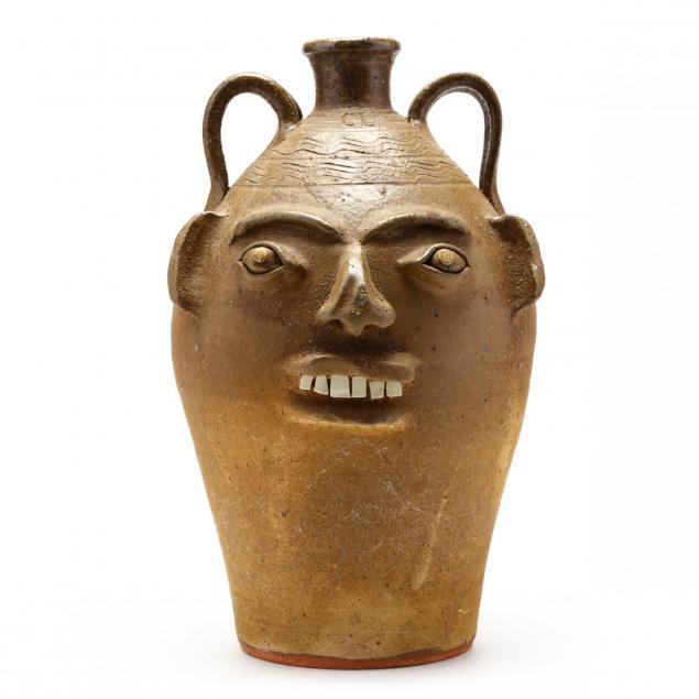 western-nc-folk-pottery-face-jug-charles-lisk