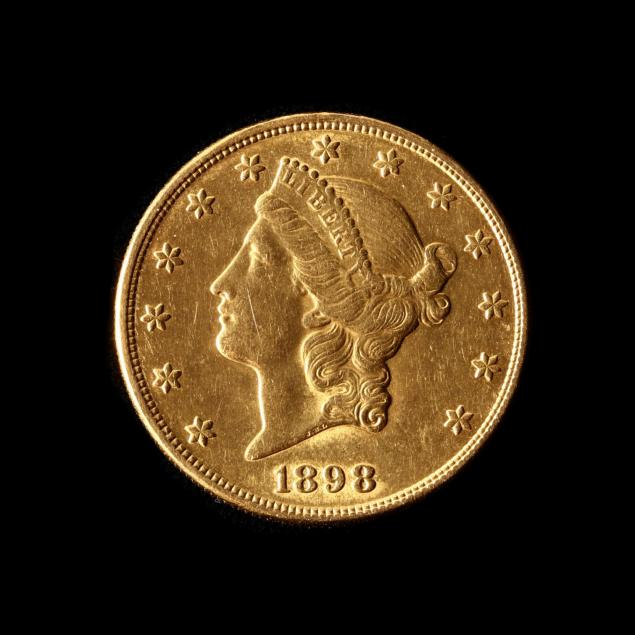 1898-s-20-gold-liberty-head-double-eagle