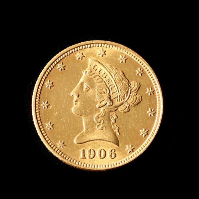 1906-d-10-liberty-head-gold-eagle