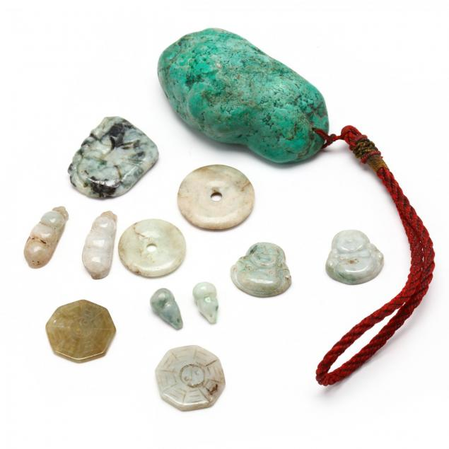 carved-jade-and-hard-stone-grouping