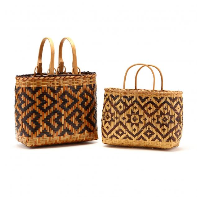 two-cherokee-market-baskets
