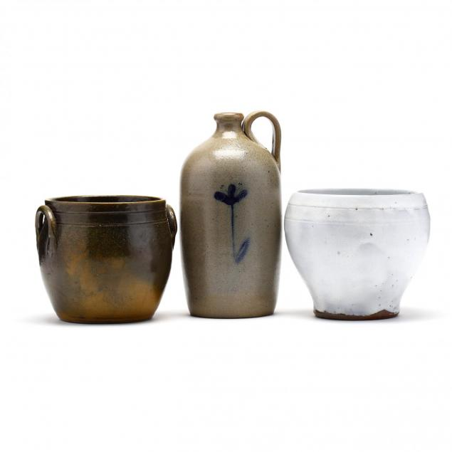 three-jugtown-pottery-pieces