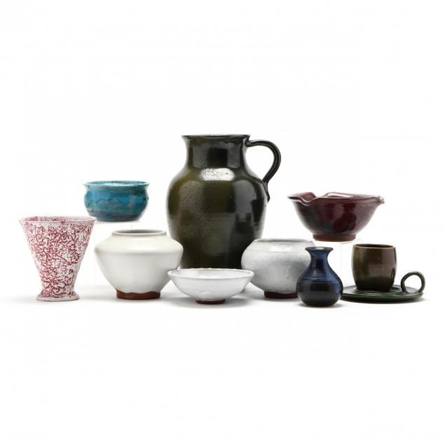 a-group-of-north-carolina-pottery
