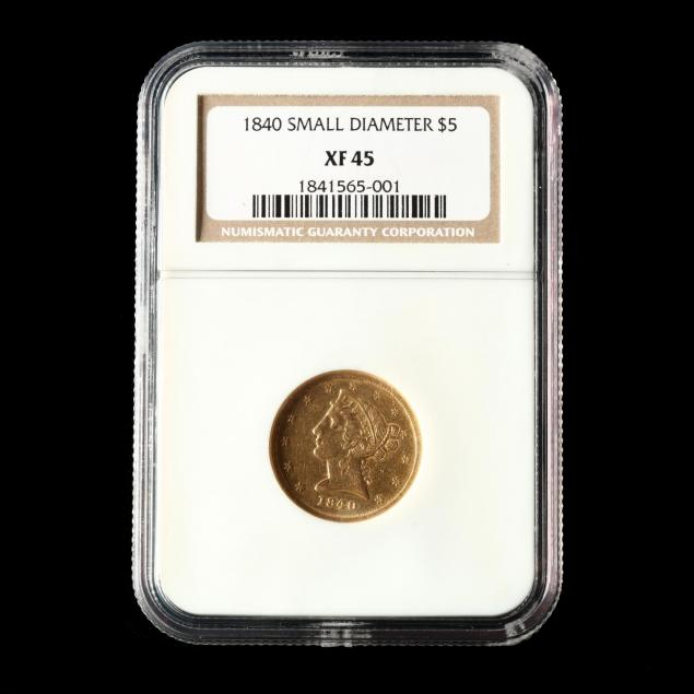 1840-liberty-head-small-diameter-5-gold-half-eagle-ngc-xf45