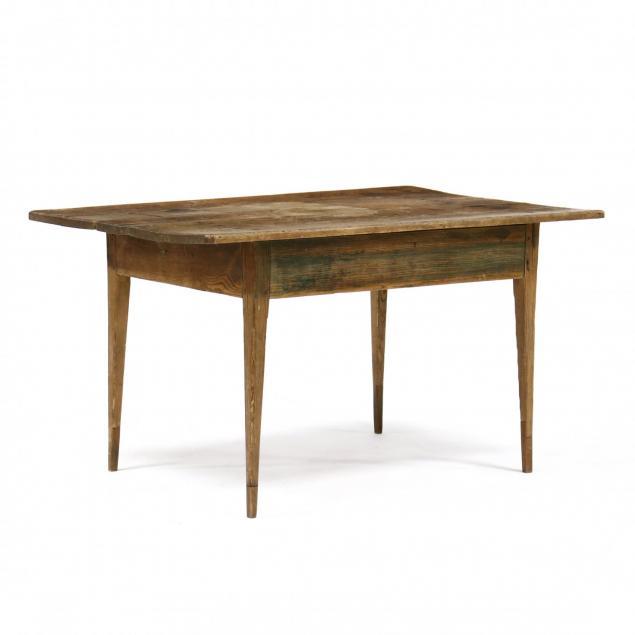 southern-yellow-pine-farm-table