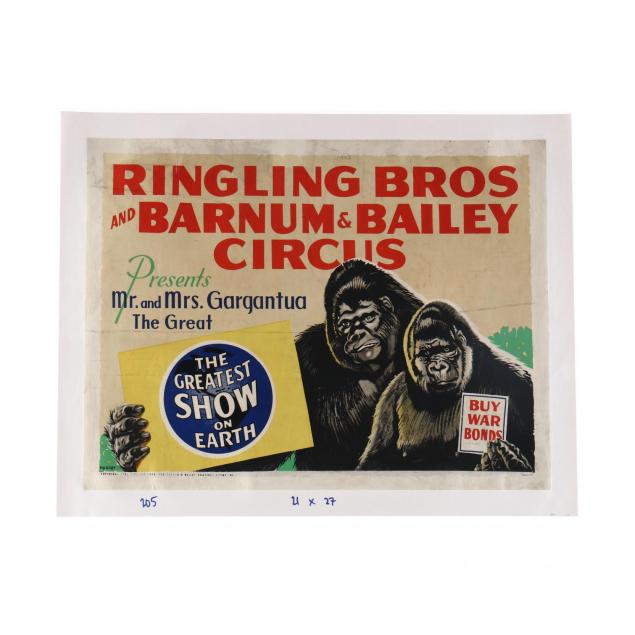 bill-bailey-american-20th-c-mr-and-mrs-gargantua-ringling-bros-and-barnum-bailey-vintage-circus-poster