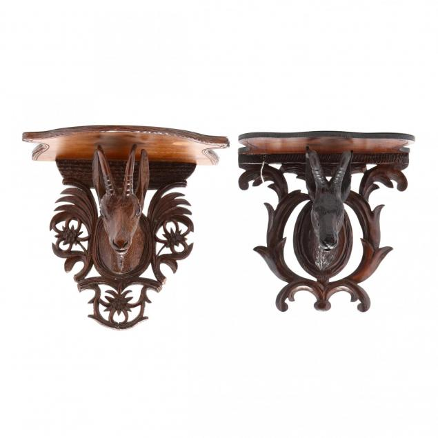 a-near-pair-of-an-antique-carved-wall-shelves