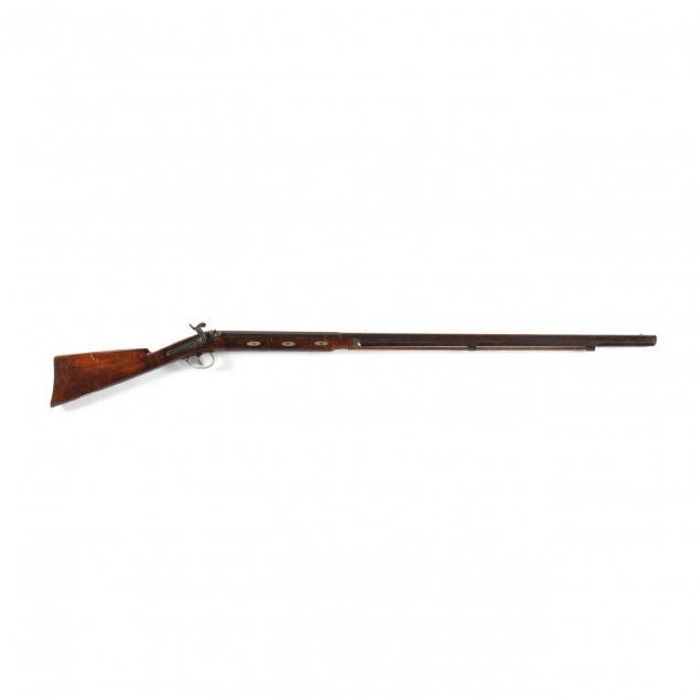 inlaid-connecticut-half-stock-percussion-rifle