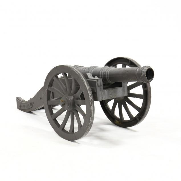 large-cast-metal-cannon
