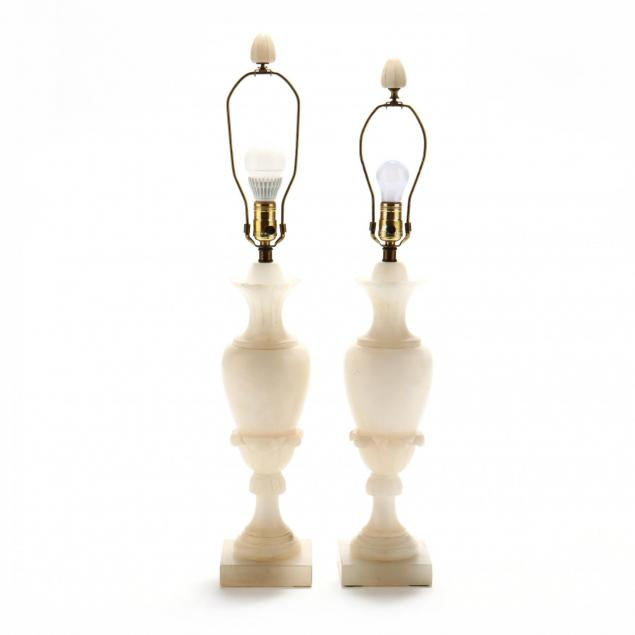 pair-of-carved-alabaster-table-lamps