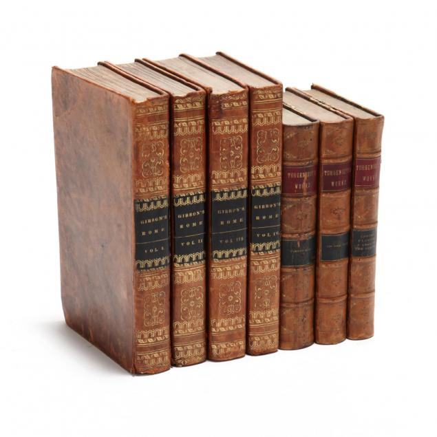 two-attractive-19th-century-book-sets