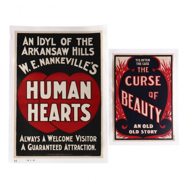 two-early-theater-posters-i-human-hearts-i-and-i-the-curse-of-beauty-i