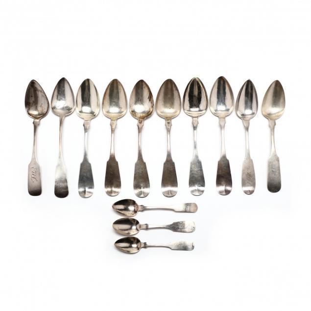 thirteen-american-coin-silver-spoons