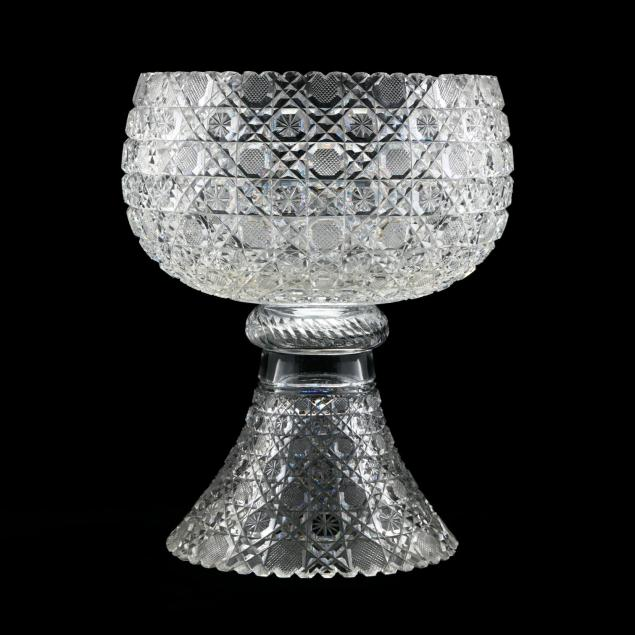 an-american-brilliant-period-cut-glass-punch-bowl-on-stand