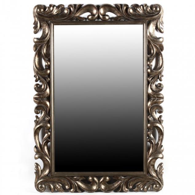 drexel-heritage-large-silvered-mirror