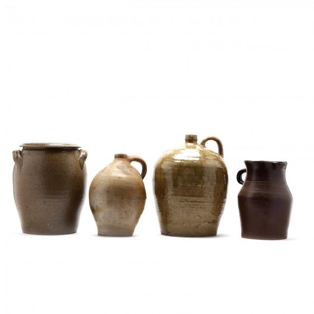 four-utilitarian-pottery-vessels