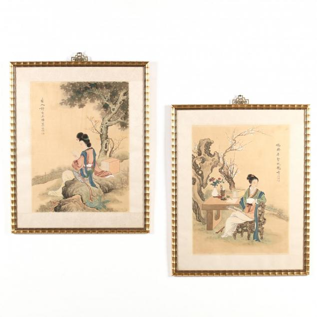 a-pair-of-chinese-beauty-paintings